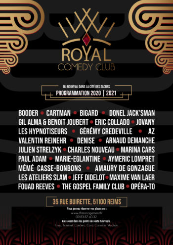 Royal Comedy Club