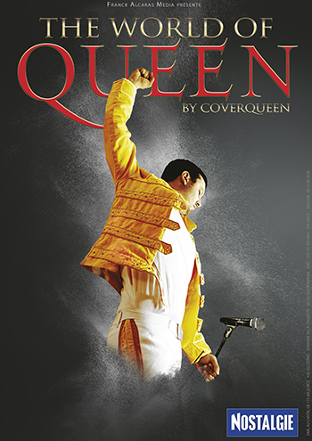 THE WORLD OF QUEEN - CIRQUE ROYAL DE BRUXELLES