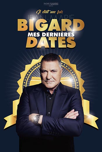 Jean-Marie Bigard - Centre International de Rencontres - Saint-Vulbas (01)
