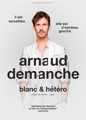 Arnaud Demanche - Royal Comedy Club - Reims (51)