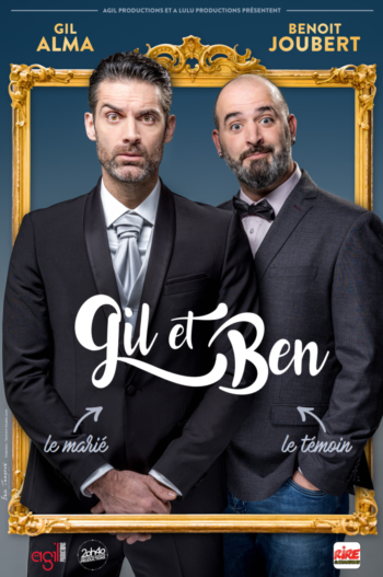 Gil & Ben - Royal Comedy Club - Reims (51)