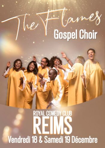 The Flames Gospel Choir - Royal Comedy Club - Reims (51)