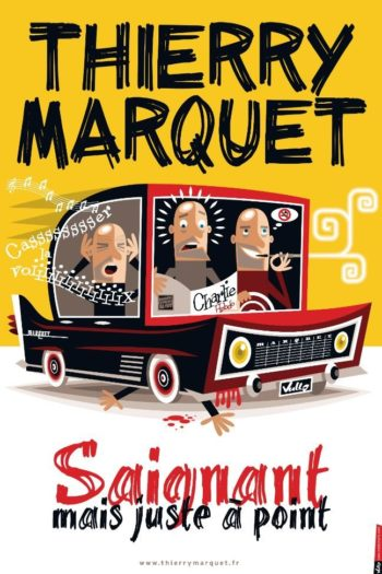 Thierry Marquet - Royal Comedy Club - Reims (51)