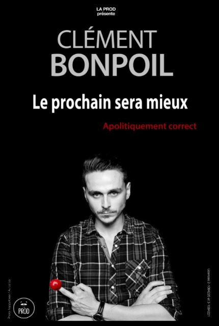 Clément Bonpoil - Royal Comedy Club - Reims (51)