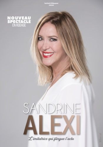 Sandrine Alexi - Royal Comedy Club - Reims (51)
