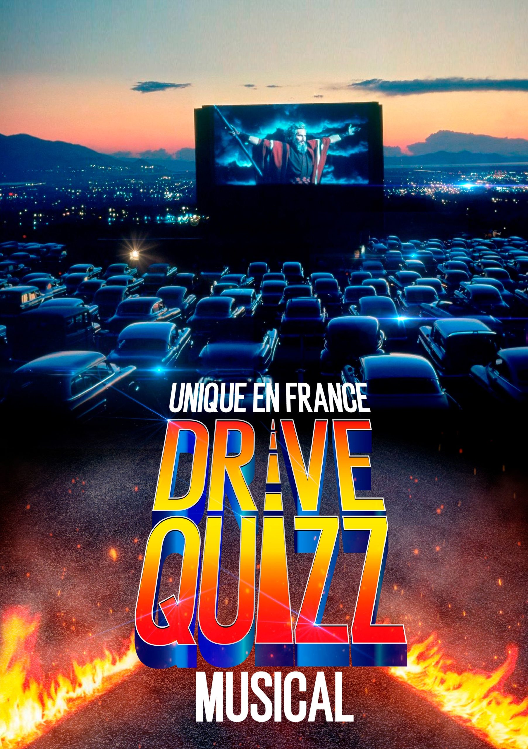 Drive Quizz Musical