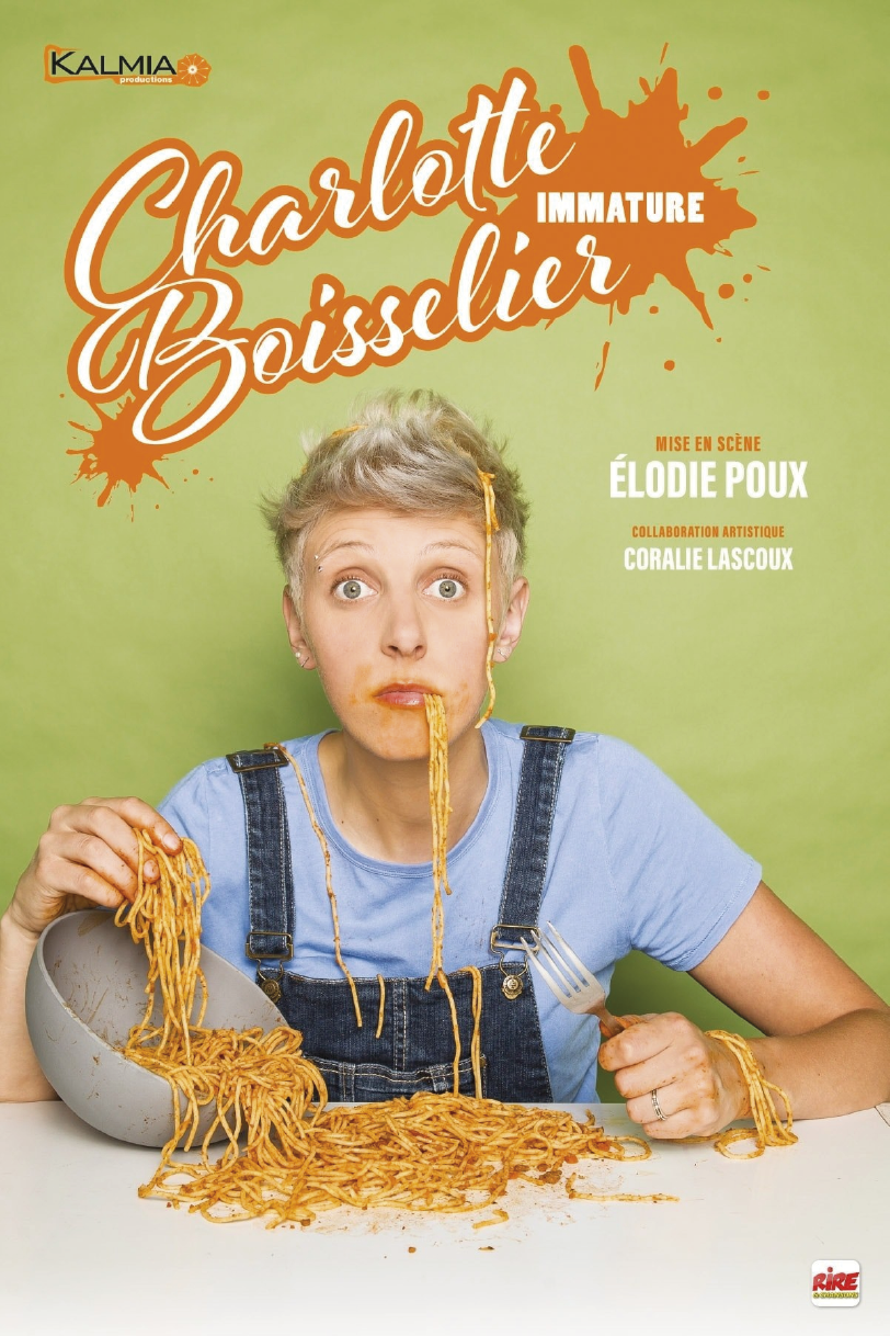 Charlotte Boisselier - Royal Comedy Club - Reims (51)