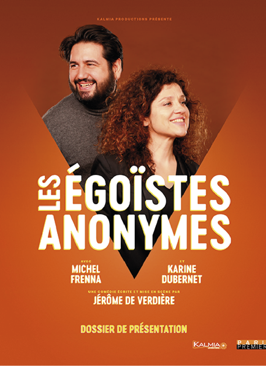 LES EGOISTES ANONYMES - Royal Comedy Club - Reims (51)