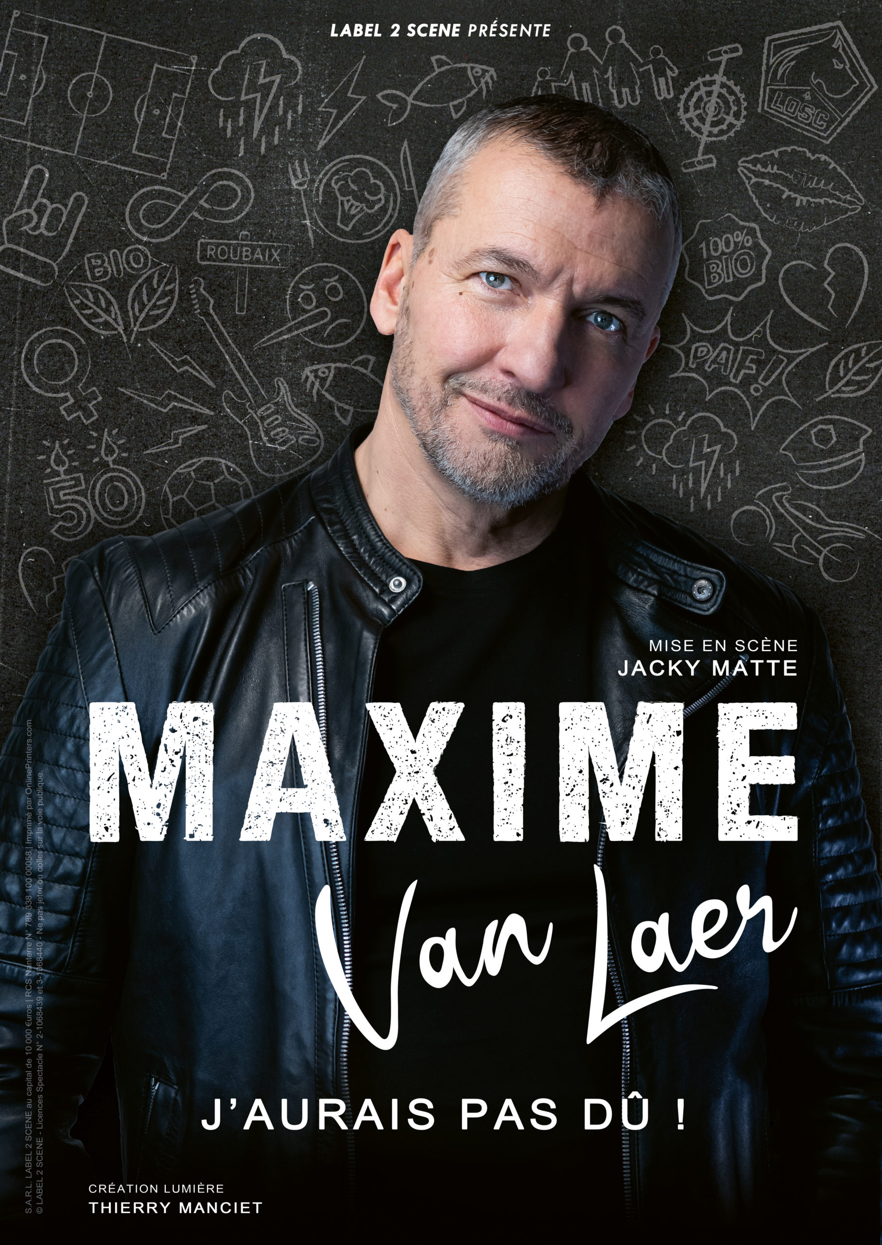 Maxime Van Laer - Royal Comedy Club - Reims (51)
