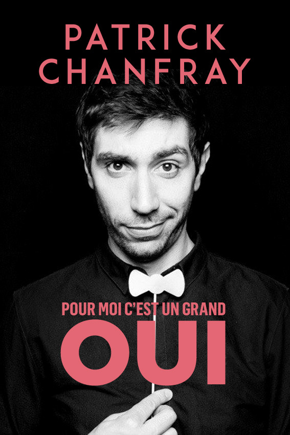 Patrick Chanfray - Royal Comedy Club - Reims (51)