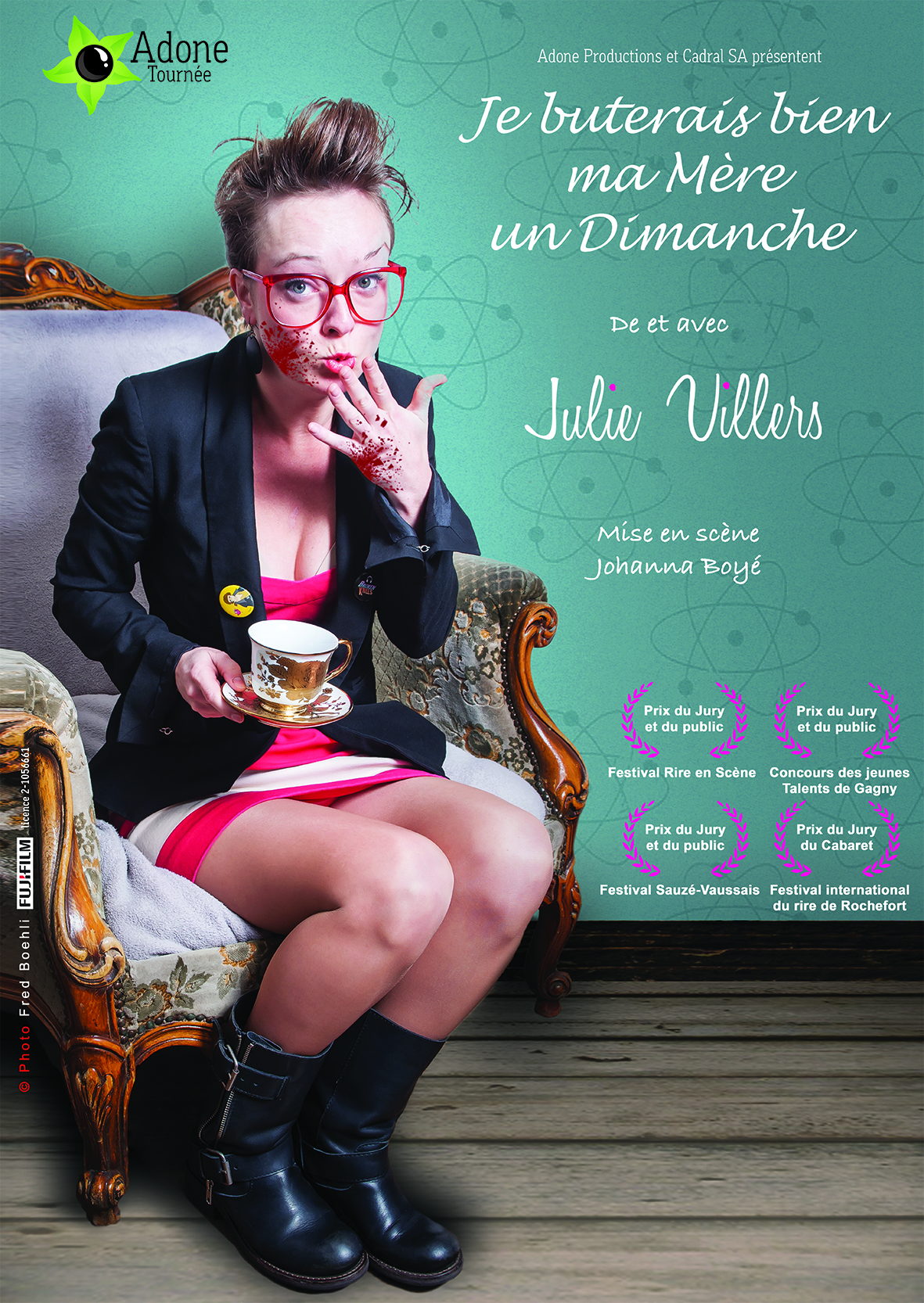 Julie Villers - Royal Comedy Club - Reims (51)